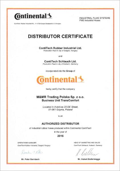 continental-dystrybutor